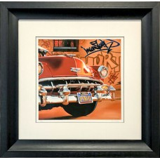 Framed Art - limited edition, In The Ghetto by Kevin Ash