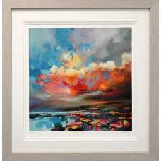 Framed Art - limited edition, Fragmented by Scott Naismith